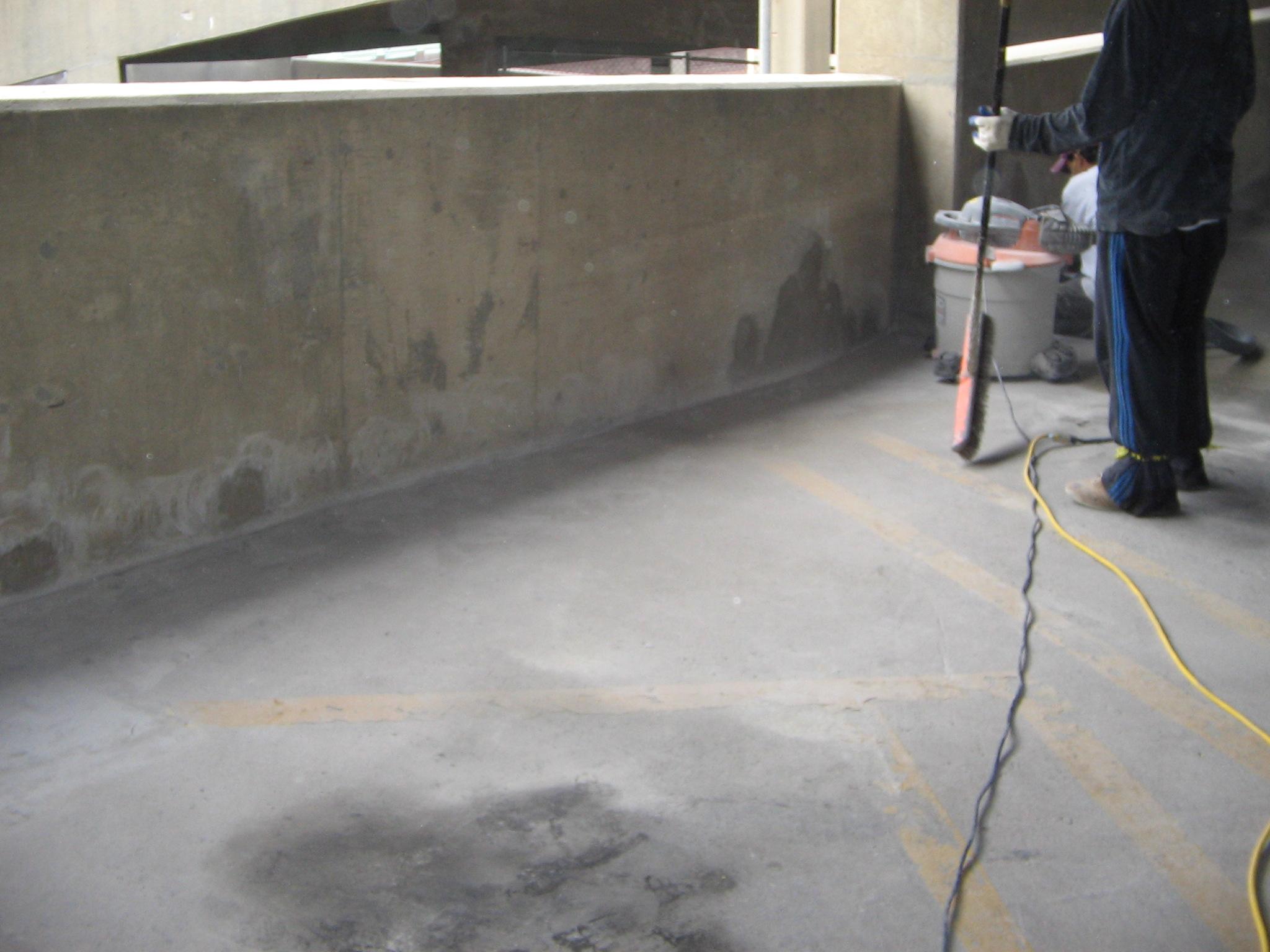parking-garage-membrane-surface-preparation